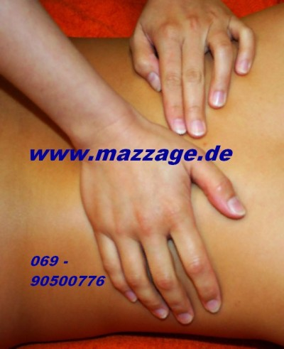 Massage frankfurt am main